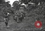 Image of Chinese troops Burma, 1943, second 7 stock footage video 65675061558