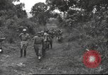 Image of Chinese troops Burma, 1943, second 9 stock footage video 65675061558