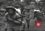 Image of Chinese troops Burma, 1943, second 11 stock footage video 65675061558