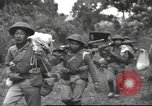 Image of Chinese troops Burma, 1943, second 21 stock footage video 65675061558