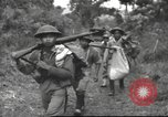 Image of Chinese troops Burma, 1943, second 24 stock footage video 65675061558