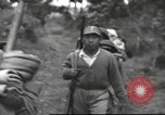 Image of Chinese troops Burma, 1943, second 44 stock footage video 65675061558
