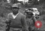 Image of Chinese troops Burma, 1943, second 45 stock footage video 65675061558