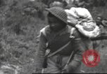 Image of Chinese troops Burma, 1943, second 47 stock footage video 65675061558