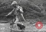 Image of Chinese troops Burma, 1943, second 53 stock footage video 65675061558