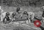 Image of Chiense soldiers Burma, 1943, second 21 stock footage video 65675061561