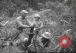 Image of Chinese soldiers Burma, 1943, second 25 stock footage video 65675061566