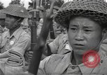 Image of Chinese troops India, 1943, second 39 stock footage video 65675061575