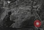Image of Chinese engineers Burma, 1944, second 39 stock footage video 65675061586