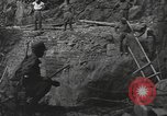 Image of Chinese engineers Burma, 1944, second 43 stock footage video 65675061586