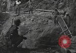 Image of Chinese engineers Burma, 1944, second 44 stock footage video 65675061586