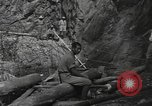 Image of Chinese engineers Burma, 1944, second 60 stock footage video 65675061586