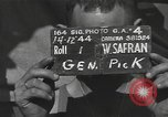 Image of Colonel Lewis A Pick Myitkyina Burma, 1944, second 3 stock footage video 65675061589