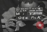 Image of Colonel Lewis A Pick Myitkyina Burma, 1944, second 5 stock footage video 65675061589