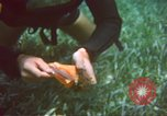 Image of United States navy diver Atlantic Ocean, 1964, second 2 stock footage video 65675061595