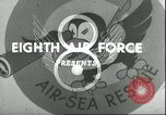 Image of B-17 Flying Fortress bombers European Theater, 1944, second 10 stock footage video 65675061609