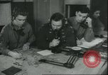 Image of 8th Air Forces fighter pilots European Theater, 1945, second 4 stock footage video 65675061611