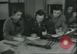 Image of 8th Air Forces fighter pilots European Theater, 1945, second 13 stock footage video 65675061611