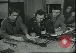 Image of 8th Air Forces fighter pilots European Theater, 1945, second 14 stock footage video 65675061611