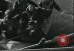Image of 8th Air Forces crew members North Sea, 1945, second 38 stock footage video 65675061612