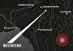 Image of CG-4 gliders Myitkyina Burma, 1944, second 15 stock footage video 65675061620