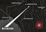 Image of CG-4 gliders Myitkyina Burma, 1944, second 16 stock footage video 65675061620