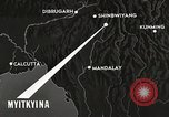 Image of CG-4 gliders Myitkyina Burma, 1944, second 17 stock footage video 65675061620