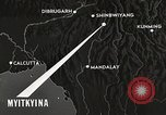 Image of CG-4 gliders Myitkyina Burma, 1944, second 19 stock footage video 65675061620
