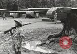 Image of CG-4 gliders Myitkyina Burma, 1944, second 22 stock footage video 65675061620
