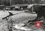 Image of CG-4 gliders Myitkyina Burma, 1944, second 23 stock footage video 65675061620