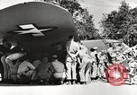 Image of CG-4 gliders Myitkyina Burma, 1944, second 36 stock footage video 65675061620