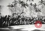 Image of British pilots India, 1944, second 1 stock footage video 65675061627