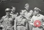 Image of British pilots India, 1944, second 16 stock footage video 65675061627