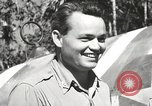 Image of British pilots India, 1944, second 17 stock footage video 65675061627