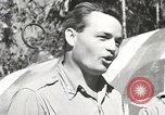 Image of British pilots India, 1944, second 19 stock footage video 65675061627