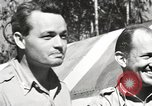 Image of British pilots India, 1944, second 20 stock footage video 65675061627