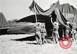 Image of British pilots India, 1944, second 50 stock footage video 65675061627
