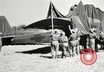 Image of British pilots India, 1944, second 51 stock footage video 65675061627