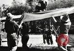 Image of British pilots India, 1944, second 52 stock footage video 65675061627