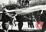 Image of British pilots India, 1944, second 53 stock footage video 65675061627