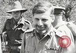Image of British Major General Orde Charles Wingate Assam India, 1944, second 33 stock footage video 65675061628
