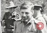 Image of British Major General Orde Charles Wingate Assam India, 1944, second 34 stock footage video 65675061628