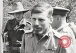 Image of British Major General Orde Charles Wingate Assam India, 1944, second 35 stock footage video 65675061628