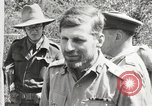 Image of British Major General Orde Charles Wingate Assam India, 1944, second 36 stock footage video 65675061628