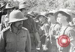 Image of British Major General Orde Charles Wingate Assam India, 1944, second 56 stock footage video 65675061628
