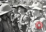 Image of British Major General Orde Charles Wingate Assam India, 1944, second 58 stock footage video 65675061628