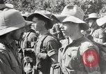 Image of British Major General Orde Charles Wingate Assam India, 1944, second 59 stock footage video 65675061628