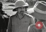 Image of British Major General Orde Charles Wingate Assam India, 1944, second 60 stock footage video 65675061628