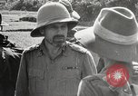 Image of British Major General Orde Charles Wingate Assam India, 1944, second 61 stock footage video 65675061628