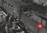 Image of Saint Nazaire citizens France, 1945, second 22 stock footage video 65675061635